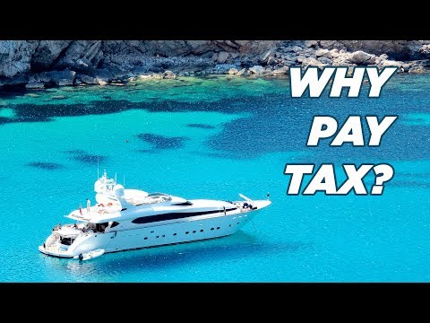 7 Ways Rich People Avoid Paying Taxes | America Uncovered