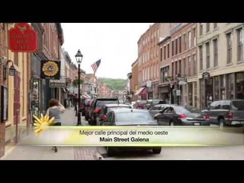 Paseos por Illinois: Galena Primavera Verano 2013