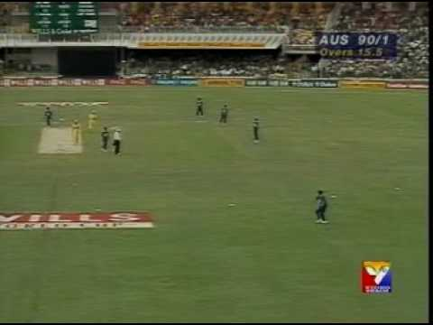 1996 Wills World Cup Final - Sri Lanka v Australia