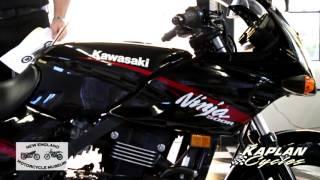 1. 2008 Kawasaki Ninja 500