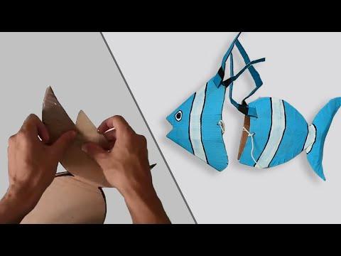 Bricolage: Costume de poisson