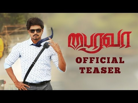 Bairavaa - Movie Trailer Image