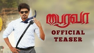 Bairavaa Official Teaser