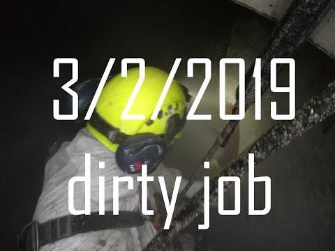 Моя первая работа в Польше.   Dirty job. Что делаю сейчас и за сколько? Камера  Sony 3000.