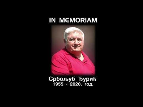 IN MEMORIAM- Србољуб Ђурић