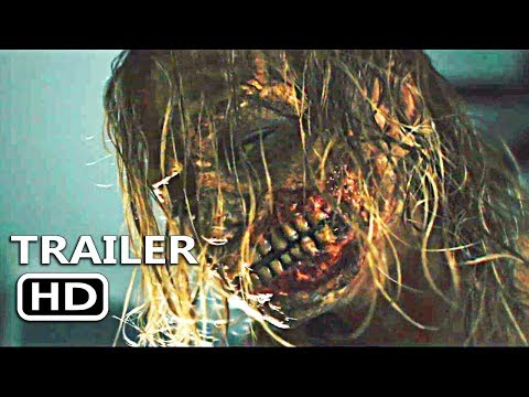 THE SCIENTIST Official Trailer (2020) Sci-Fi Horror Movie