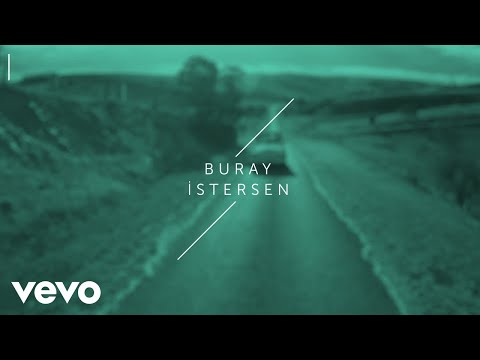 Buray - İstersen (Lyric Video)
