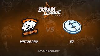 Evil Genuises vs Virtus.Pro, game 2