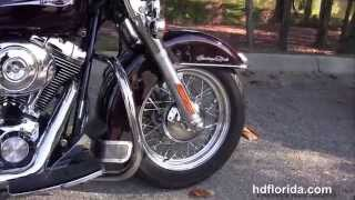 6. Used 2005 Harley Davidson Heritage Softail Classic Motorcycles for sale