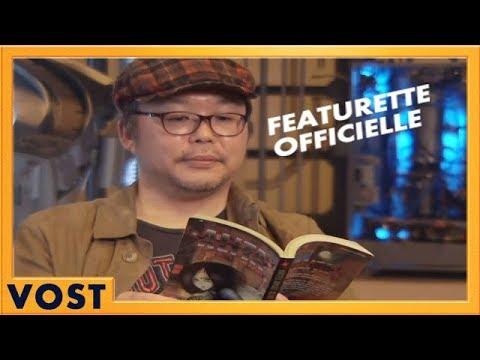 Alita : Battle Angel - Featurette Yukito Kishiro VOST