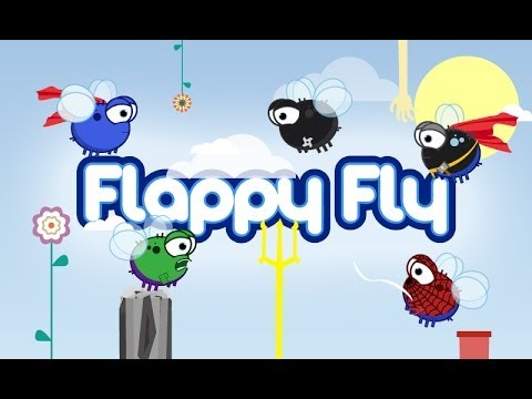 Video of Flappy Fly!