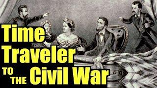 Time Traveler Movie ♦️ Andrew Basiago goes back to 1863