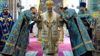 Orthodox Divine Liturgy of saint John Chrysostom, composed by famous Serbian Orthodox composer Josif Marinković. These precious chants are rarely used by ...
