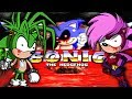 SONIC.EXE HAS NOW GONE AFTER SONIC'S BROTHER & SISTER!! Round666.exe