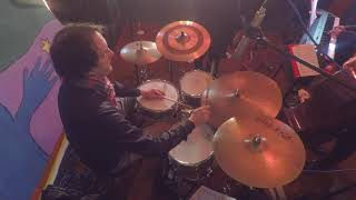 Christos Asonitis - Il Padrino (Comping and Drum Solo)