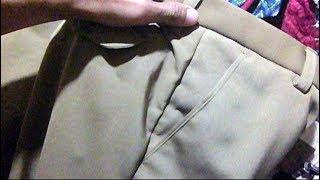 Video Cara menjahit saku samping celana pria model miring dengan list pinggir MP3, 3GP, MP4, WEBM, AVI, FLV Juli 2018