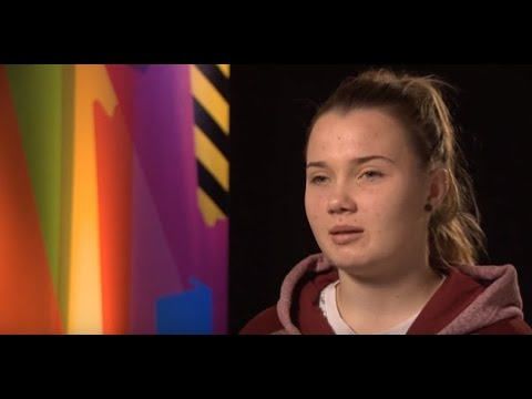 'It doesn't matter who you are. You can volunteer and it will change the community.'