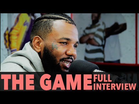 """The Game on His New A&E Documentary """"Streets of Compton"""" And More! (Full Interview) 
