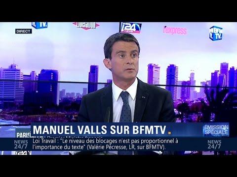 Valls: la France est toujours «la cible numéro 1 de Daesh»