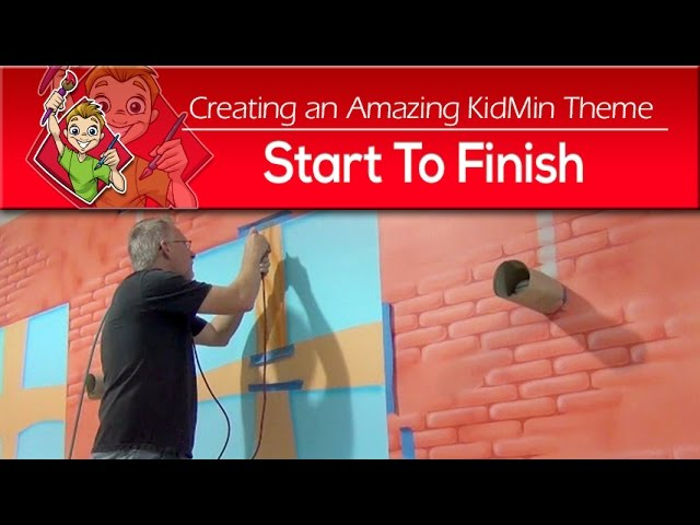Creating An Amazing Children's Ministry Theme - by Creative For Kids