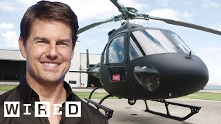 Video How Tom Cruise Learned to Fly a Helicopter Stunt for Mission: Impossible - Fallout   WIRED MP3, 3GP, MP4, WEBM, AVI, FLV Agustus 2018