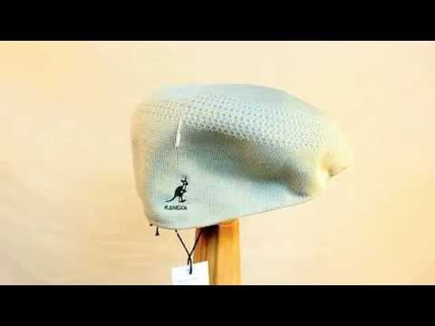 Kangol Tropic 504 Ventair Cap in Beige