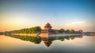 The Forbidden City 紫禁城 in BeiJing