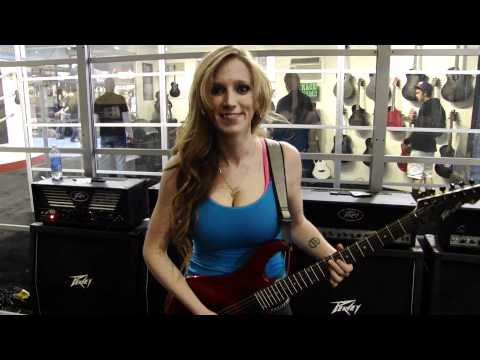 Peavey - Visit http://www.musicradar.com/event/namm for more great footage from the show.