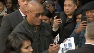 Nonton 'Fate of the Furious' cast weighs in on Dwayne Johnson, Vin Diesel 'feud' Film Subtitle Indonesia Streaming Movie Download