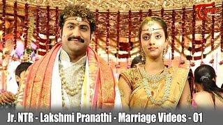 Video Jr. NTR - Lakshmi Pranathi - Marriage Videos - 01 MP3, 3GP, MP4, WEBM, AVI, FLV April 2019