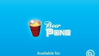 Beer Pong YouTube video
