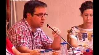 Pleno ordinario del M.I. Ayuntamiento de Castalla 31.07.2014