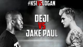 Download Lagu Deji VS. Jake Paul  - FULL FIGHT #KSIvsLogan Mp3