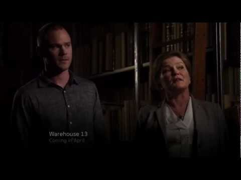 Warehouse 13 - Returns this April promo. HD (Season 4 Episode 11)