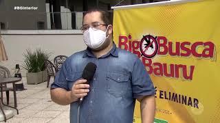 Prefeitura de Bauru e Unimed lançam campanha de combate à dengue