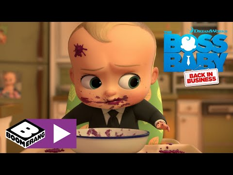 The Boss Baby: Back In Business | No Babysitters Allowed! | Boomerang UK 🇬🇧