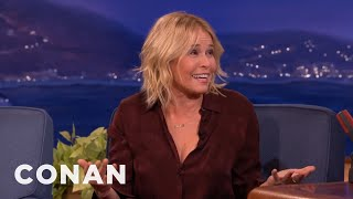 Chelsea Handler On Getting Peed On By Jason Biggs  - CONAN on TBS