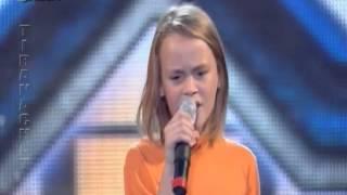 X Factor Albania 2 - 18 Nentor 2012 - Kanita