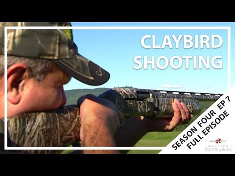 Hunting Aotearoa Series 4 Episode 7 - Claybird shooting