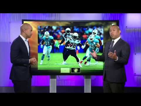 Second Opinion by Dr. Chen on Yahoo! Fantasy Football Live, September 30, 2017