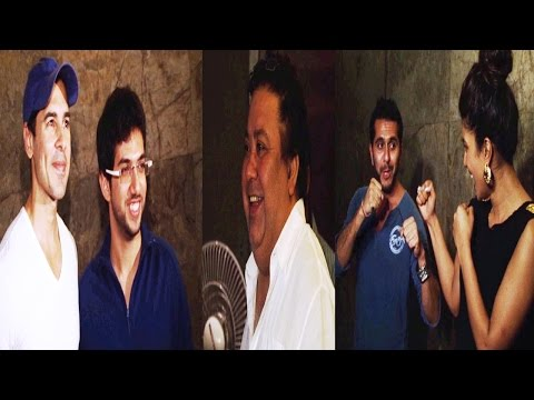 Celebs At Special Screening Of Movie Mary Kom