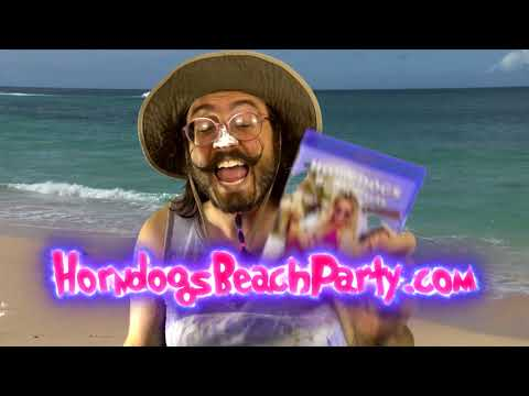 Horndogs Beach Party Weekend Sale