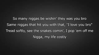 Jay Rock - The Bloodiest (Lyrics)