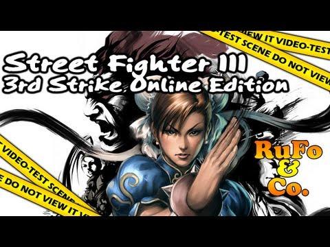 Vidéo-Test - Street Fighter III: 3rd Strike Online Edition