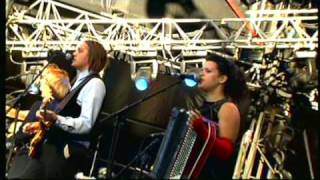 Arcade Fire - No Cars Go | Rock en Seine 2005 | Part 3 of 10