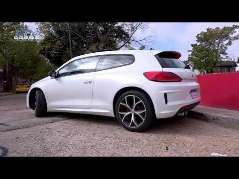 VW Scirocco - Diseño