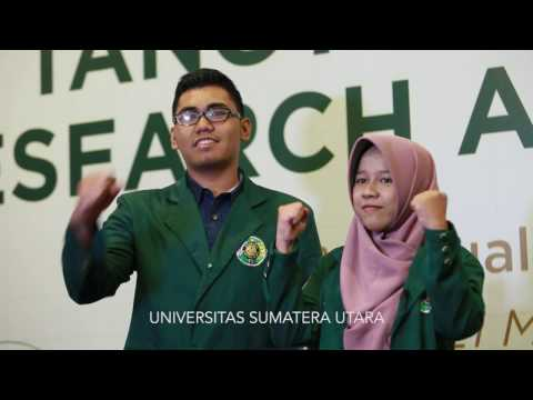 Highlights Tanoto Student Research Award 2017
