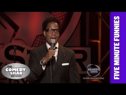 DL Hughley⎢Kids today are too Soft!⎢Shaq's Five Minute Funnies⎢Comedy Shaq