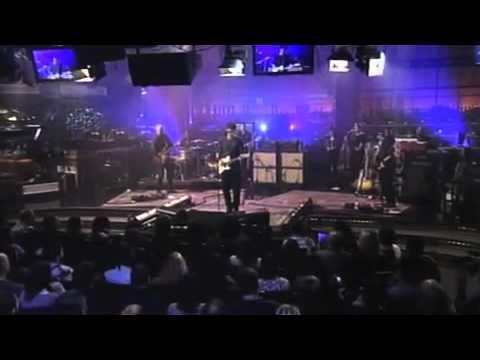 Live on Letterman - John Mayer In Concert