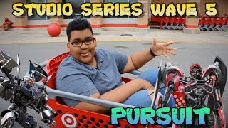 4. IN PURSUIT OF WAVE 5 FIGURES! STUDIO SERIES ROAD TRIP 2019!  [Epic Toy Hunting #32]